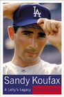 cover of Sandy Koufax book